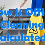 How is Office Cleaning Calculated?